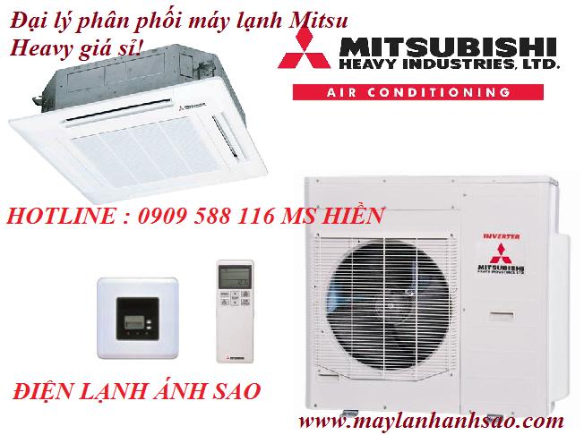 Bán Giá Sỉ Máy Lạnh Mitsubishi – Giá Hấp Dẫn Máy Lạnh Âm Trần & Giấu Trần