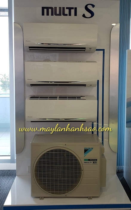 Nơi bán máy lạnh Daikin Multi S giá rẻ nhất, uy tín nhất tphcm