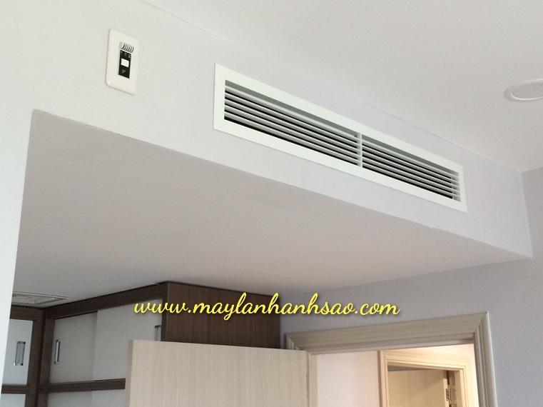 Máy lạnh giấu trần nối ống gió Daikin Inverter FBA71BVMA/RZF71CV2V giá rẻ nhất