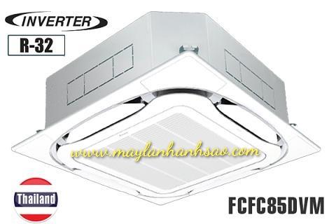 Máy lạnh âm trần 1 chiều lạnh 8.5kW/ 3.5hp FCFC85DVM giá rẻ
