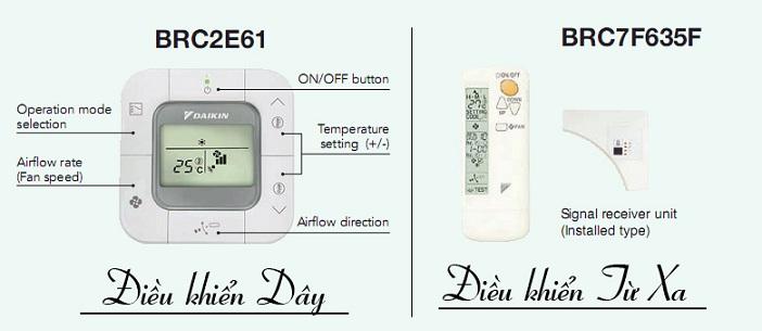 Máy lạnh âm trần Daikin Inverter FCFC85DVM (3.5hp) - R32 - 279914