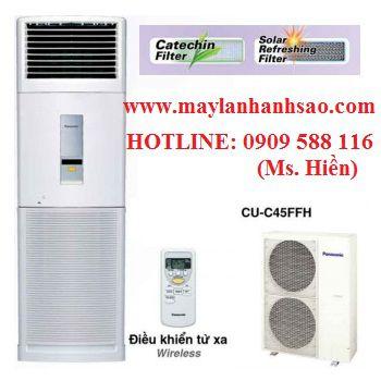 Cung cấp và lắp đặt máy lạnh tủ đứng 2 0Hp (2 0 ngựa)