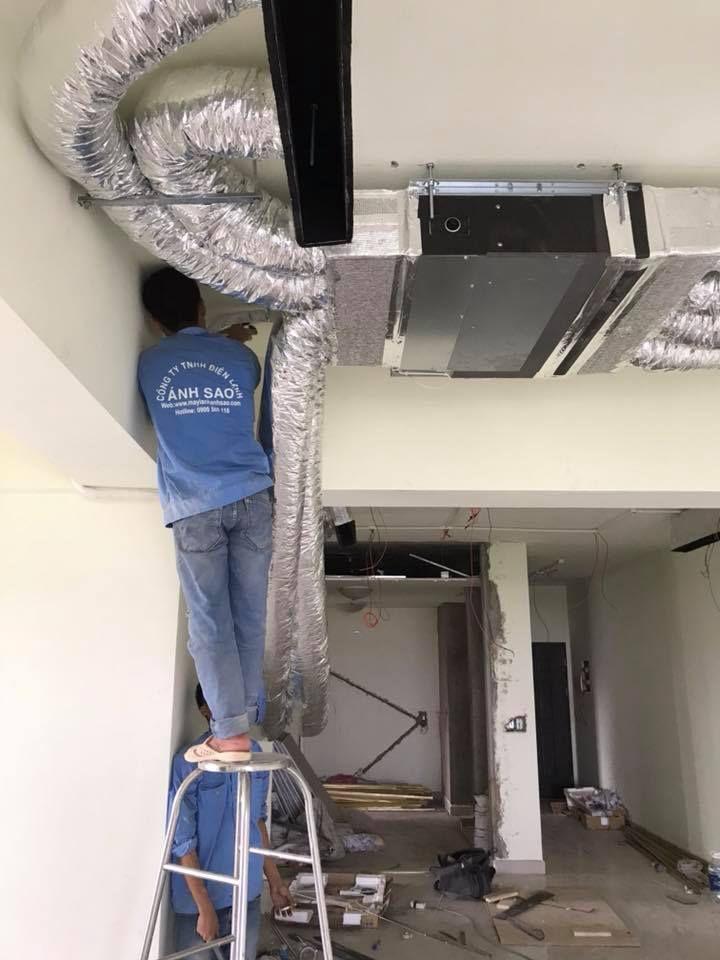 Giá Gốc Máy Lạnh Giấu Trần – Đơn Vị Lắp Đặt Máy Lạnh Giấu Trần Ánh Sao - 4