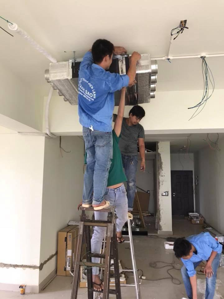 Đơn vị chuyên lắp đặt máy lạnh âm trần Sumikura  - Tư vấn lắp đặt - 1