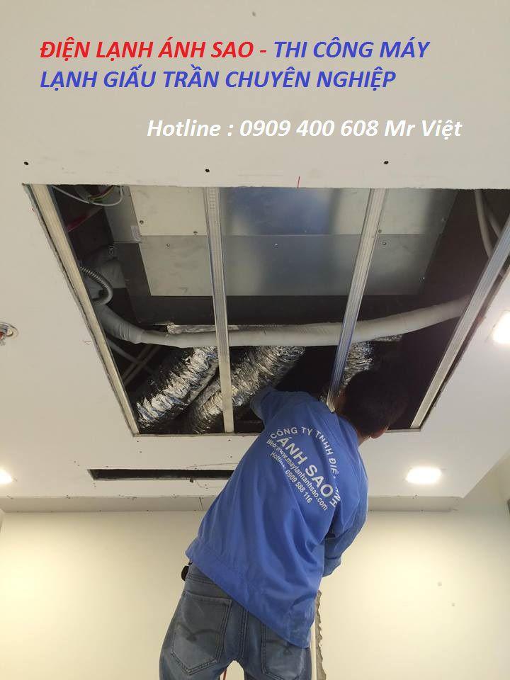 Lắp Đặt Máy Lạnh Multi Daikin Cho Căn Hộ – Đại lý máy Multi Daikin