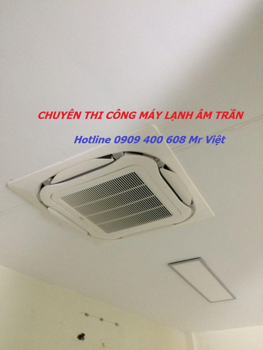 Đơn vị lắp đặt máy lạnh âm trần uy tín – Dịch vụ thi công máy lạnh giá rẻ chất lượng - 247081
