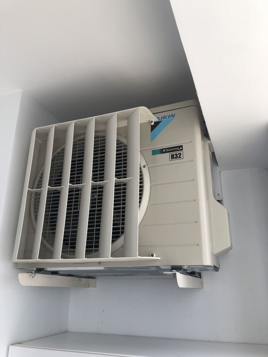 Cung cấp mặt nạ chuyển hướng gió cho dàn nóng máy lạnh giá rẻ