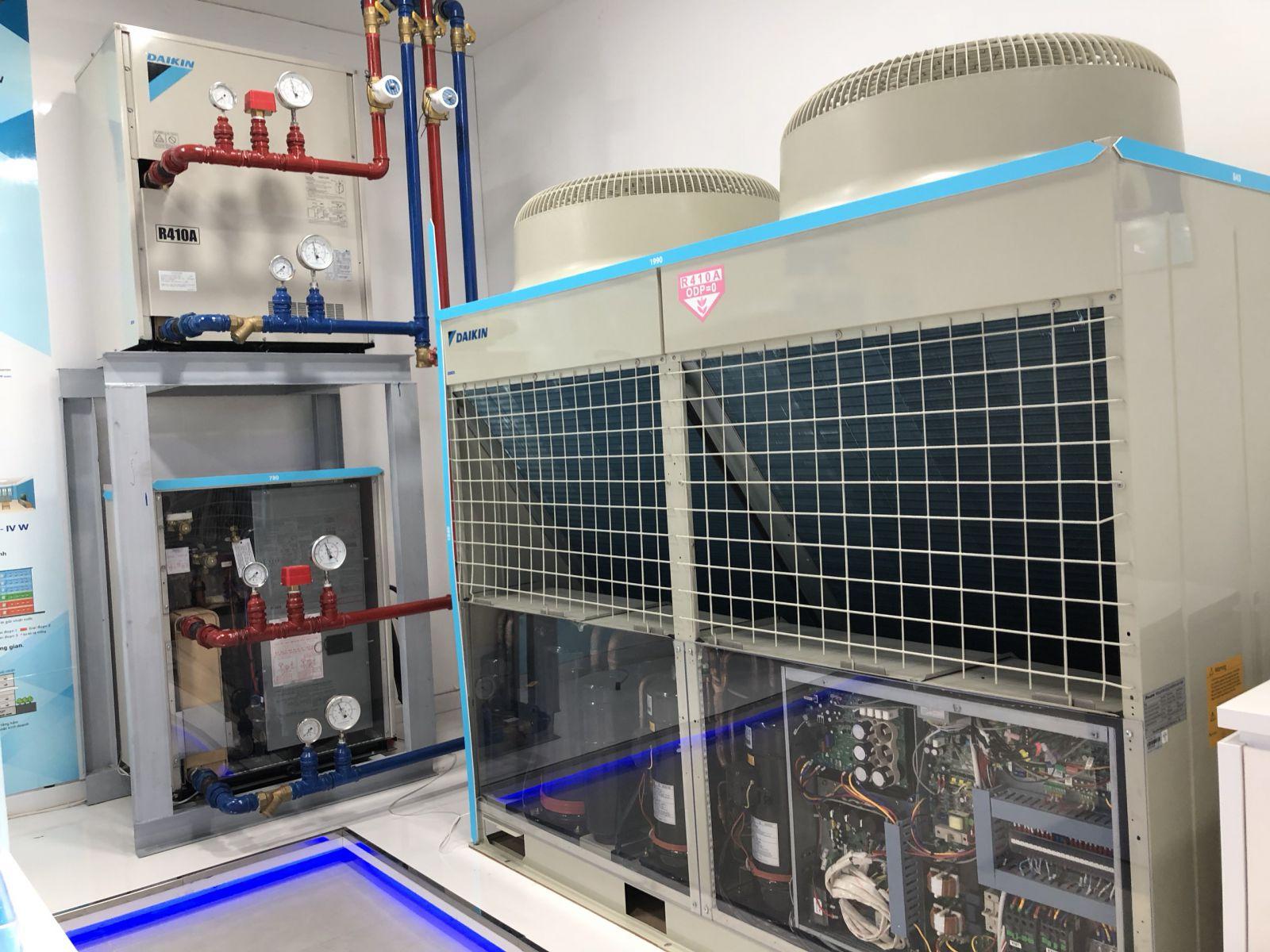 Máy lạnh tủ đứng công nghiệp nối ống gió Daikin – Đơn vị bán hàng và lắp đặt uy tín - 266586