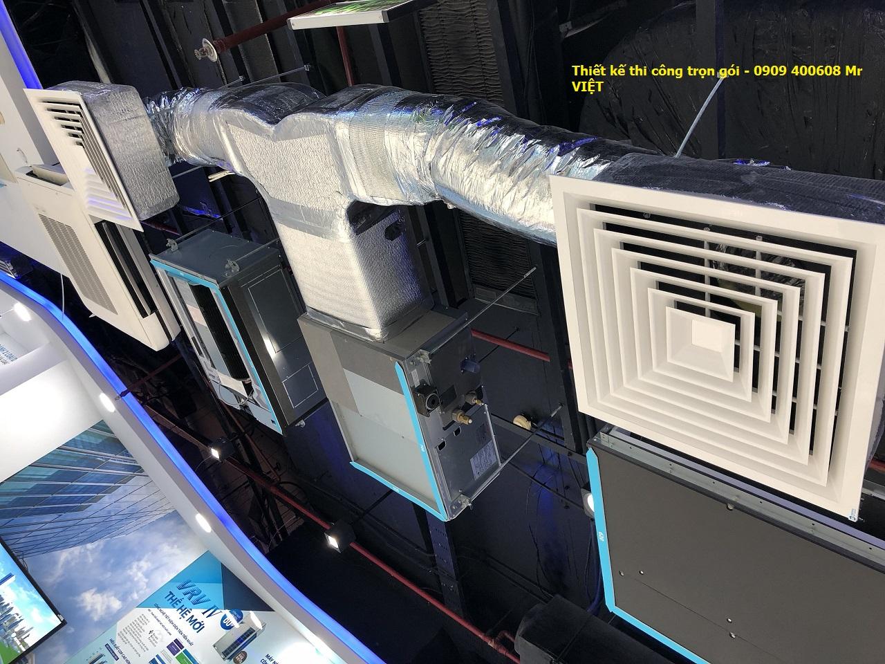 Miễn phí khảo sát thiết kế lắp đặt Multi Daikin giấu trần tại Điện lạnh Ánh Sao - 267198