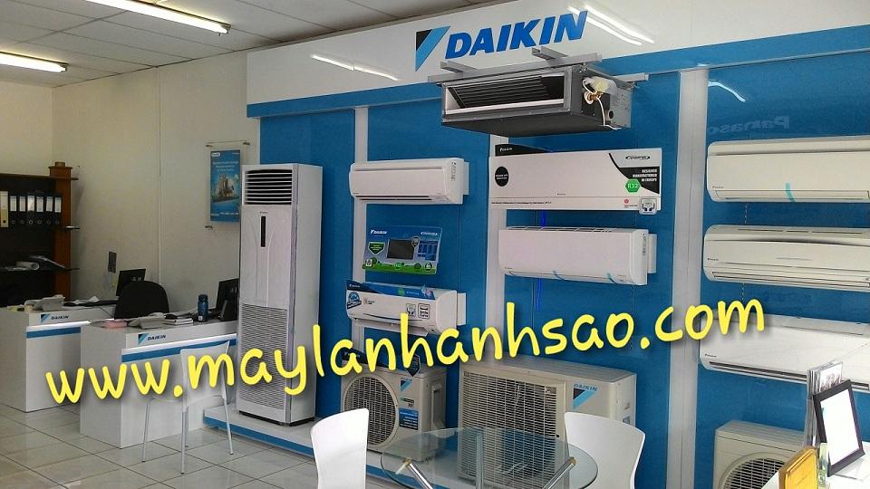Đại lý máy lạnh giấu trần nối ống gió Daikin - Model FBA - Inverter tiết kiệm điện - R32