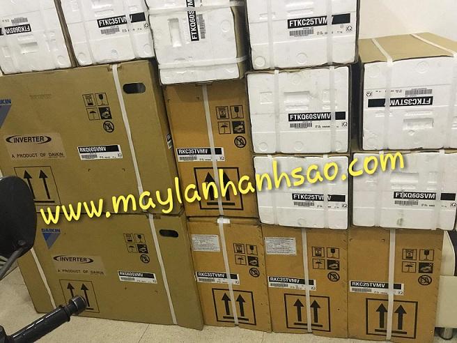 Đơn vị thi công lắp đặt máy lạnh treo tường Daikin Inverter uy tín - 245518
