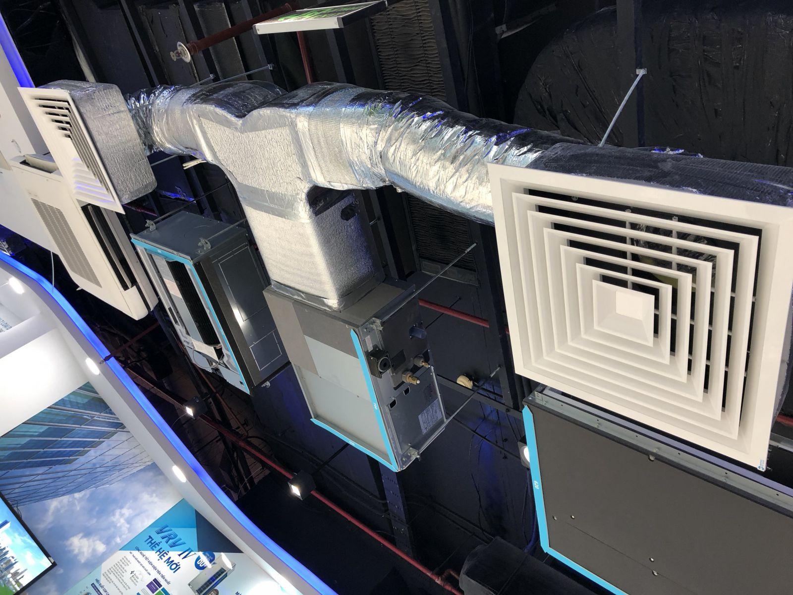 Máy lạnh tủ đứng công nghiệp nối ống gió Daikin – Đơn vị bán hàng và lắp đặt uy tín - 266587