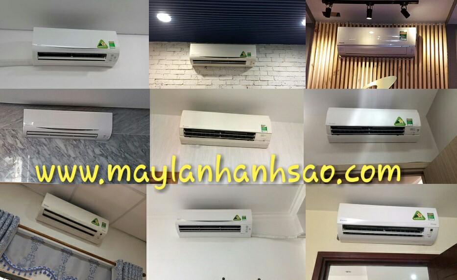 Đơn vị thi công lắp đặt máy lạnh treo tường Daikin Inverter uy tín - 245517