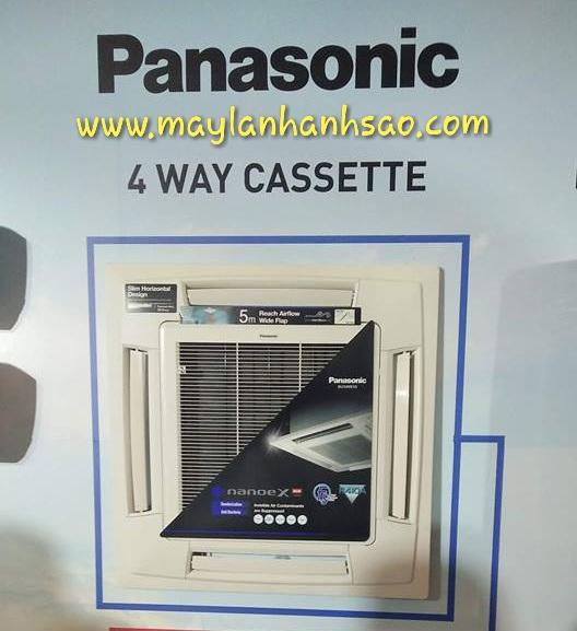 Máy lạnh âm trần Panasonic - Máy lạnh chính hãng nhập Malaysia - 251903