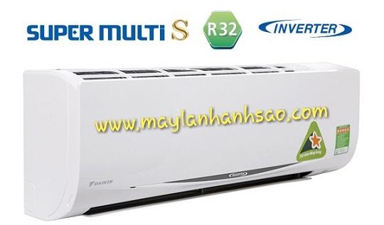 Dàn lạnh treo tường Daikin Multi S chính hãng Inverter giá rẻ
