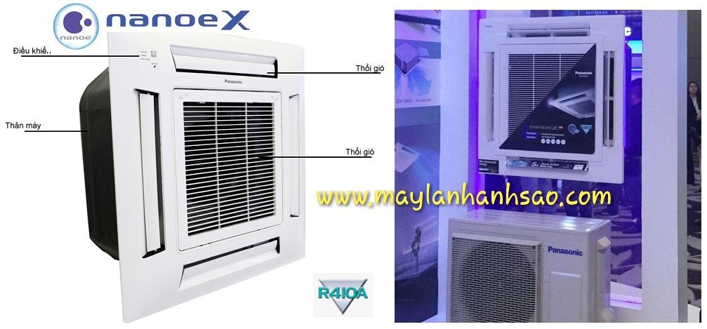 Máy lạnh âm trần Panasonic - Máy lạnh chính hãng nhập Malaysia - 251902