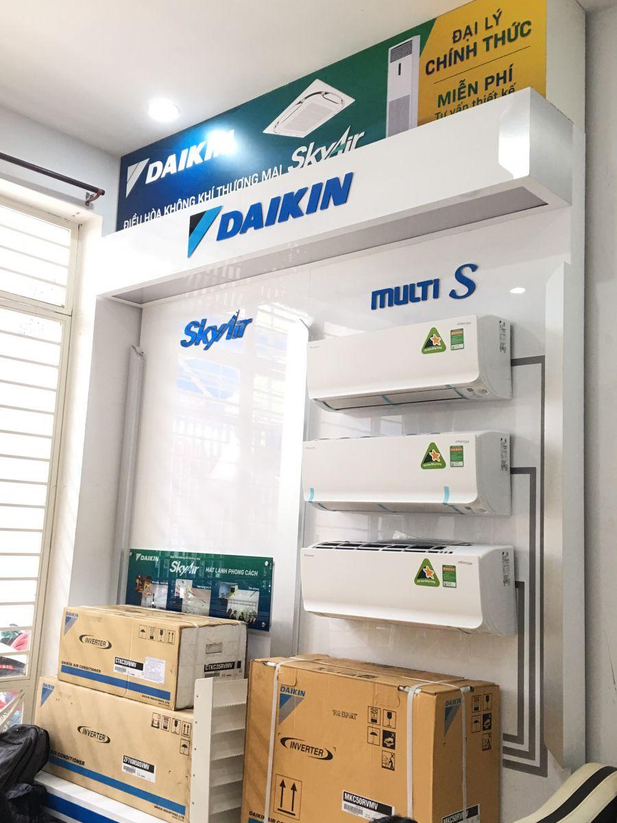 Đại lý Multi Daikin Ánh Sao – Miễn phí thiết kế lắp đặt Multi Daikin căn hộ quận 2 - 263671
