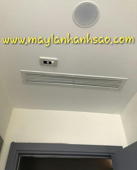 Điều hòa giấu trần nối ống gió Daikin chính hãng giá ưu đãi nhất - 252685