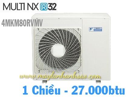 Dàn nóng điều hòa Multi NX 1 Chiều 4MKM80RVMV của Daikin - 272493