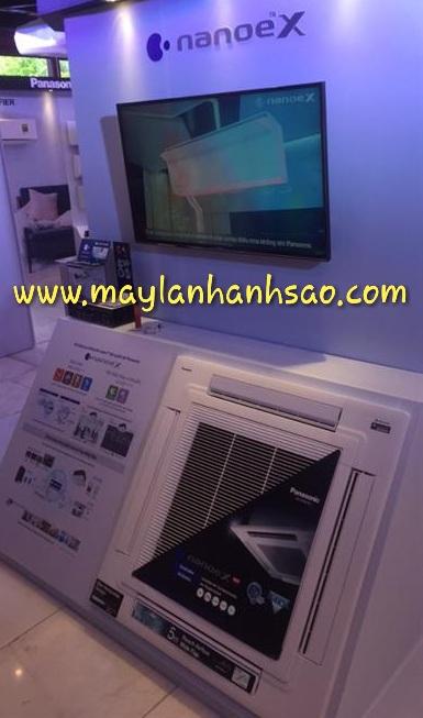 Máy lạnh âm trần Panasonic - Máy lạnh chính hãng nhập Malaysia - 251901