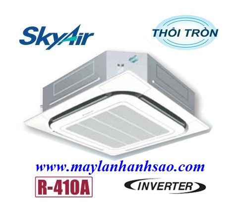 Máy lạnh âm trần Daikin Inverter - R410a - R32