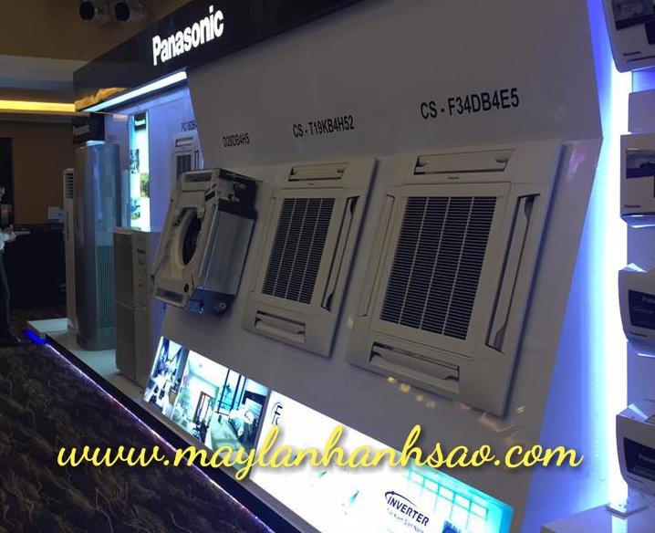 Cung cấp máy lạnh âm trần Panasonic Inverter giá mềm nhất - 1