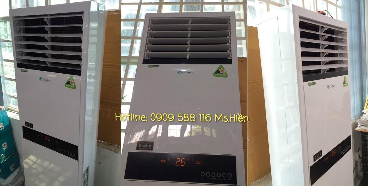 Máy lạnh tủ đứng Casper chính hãng - Điện Lạnh Ánh Sao