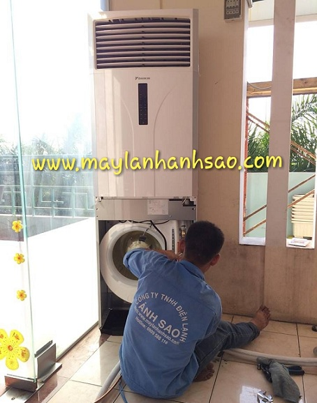Máy lạnh tủ đứng Daikin - Đại lý cung cấp máy lạnh Daikin giá rẻ - 257999