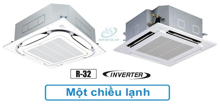 Điều hòa âm trần (cassette) Daikin Inverter Gas R32 - 1 Chiều lạnh