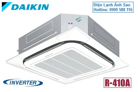 Máy lạnh âm trần Daikin Inverter FCQ Gas R410a - 267081