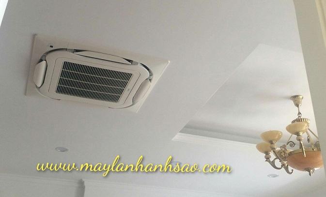 Máy lạnh âm trần Daikin Inverter FCF60CVM 2.5 ngựa - 271952