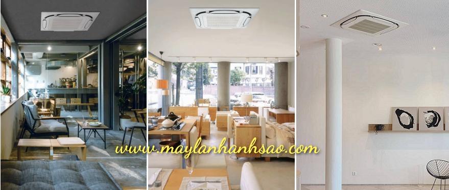 Máy lạnh âm trần Daikin Inverter FCFC85DVM (3.5hp) - R32 - 279913