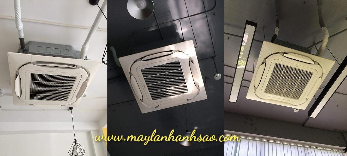 Máy lạnh âm trần Daikin 1 chiều lạnh FCFC50DVM (2.0HP) giá sỉ - 280008