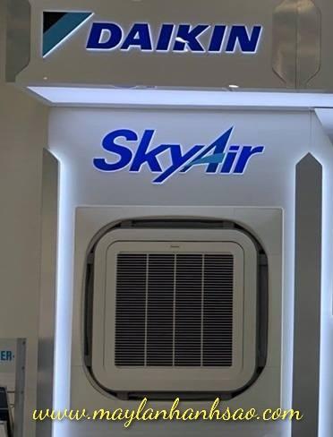 Máy lạnh âm trần Daikin FCQ - Inverter Gas R410a - Chính hãng - 264313