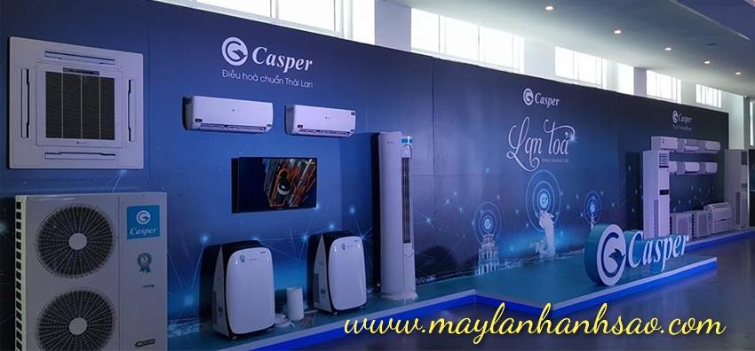 Máy lạnh Casper giá rẻ nhất - Lắp đặt máy lạnh giá rẻ - 261817