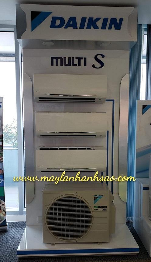 Máy lạnh Daikin Multi S Inverter Gas R32 giá rẻ