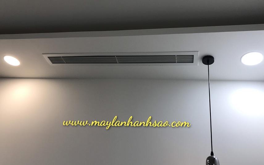 Máy lạnh giấu trần Daikin FBA - Tiết kiệm điện - Gas R32