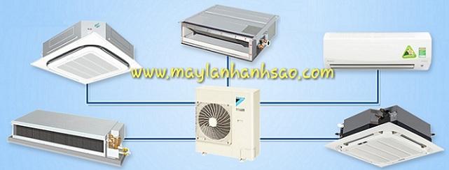 Hệ thống Multi NX của hãng Daikin - Máy Lạnh Ánh Sao - 257859