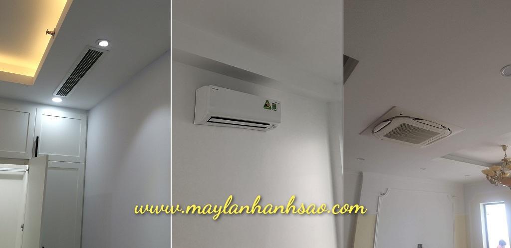 Hệ thống máy lạnh Multi Daikin giá cực ưu đãi khi mua số lượng lớn - 279200