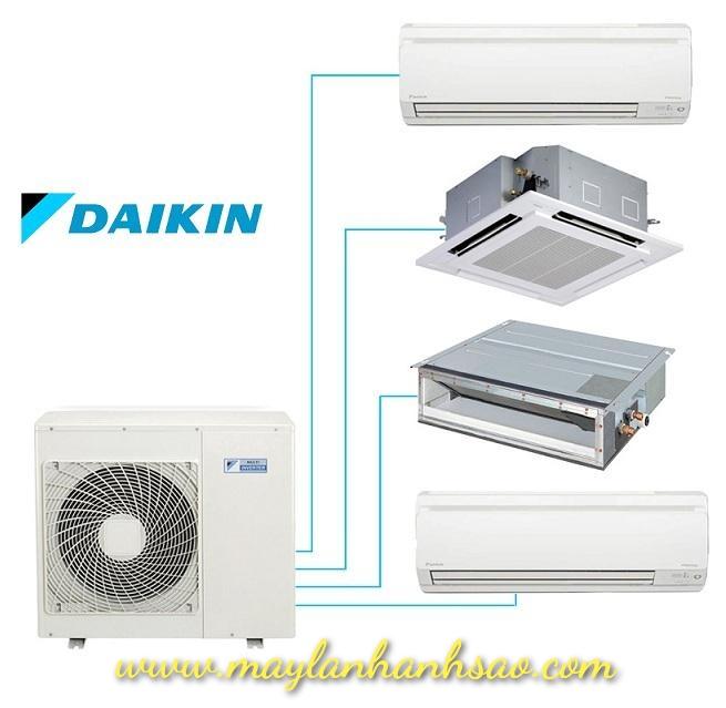 Dàn nóng Multi 4MKM68RVMV (3hp) - Thương hiệu Daikin chính hãng - 279353