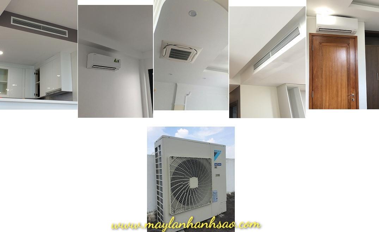 Hệ thống điều hòa Multi Daikin Inverter giá rẻ - Hàng chính hãng - 278602