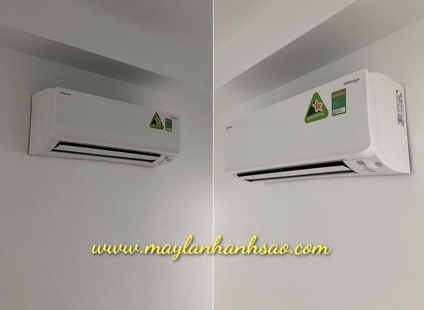 Máy lạnh treo tường Daikin Inverter FTKC - Gas R32 giá rẻ nhất - 278845