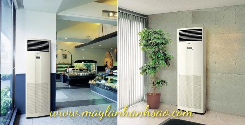 Máy lạnh tủ đứng Daikin - FVA...AMVM - Inverter Gas R32 - 263265