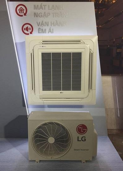Máy lạnh LG chính hãng - Phân phối giá rẻ tại Điện Lạnh Ánh Sao