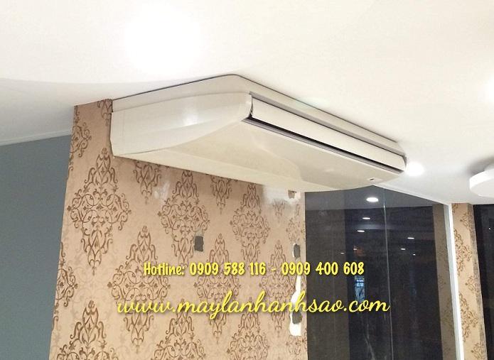 Máy lạnh áp trần Daikin Inverter - Một chiều lạnh - Hàng chất lượng