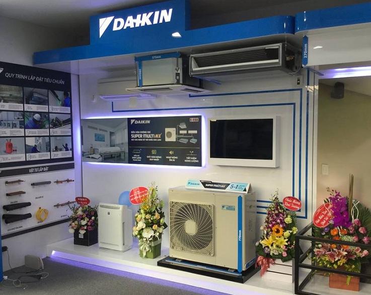 Máy lạnh Multi Daikin Inverter - Cam kết hàng chính hãng