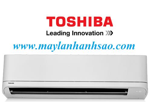Máy lạnh treo tường Toshiba RAS-H10PKCVG-V 1.0Hp Inverter giá tốt – Lắp đặt chuyên nghệp uy tín