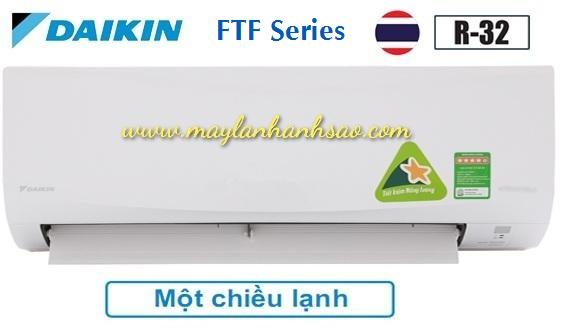 Máy điều hòa treo tường Daikin FTF - Gas R32 - Mới 2020