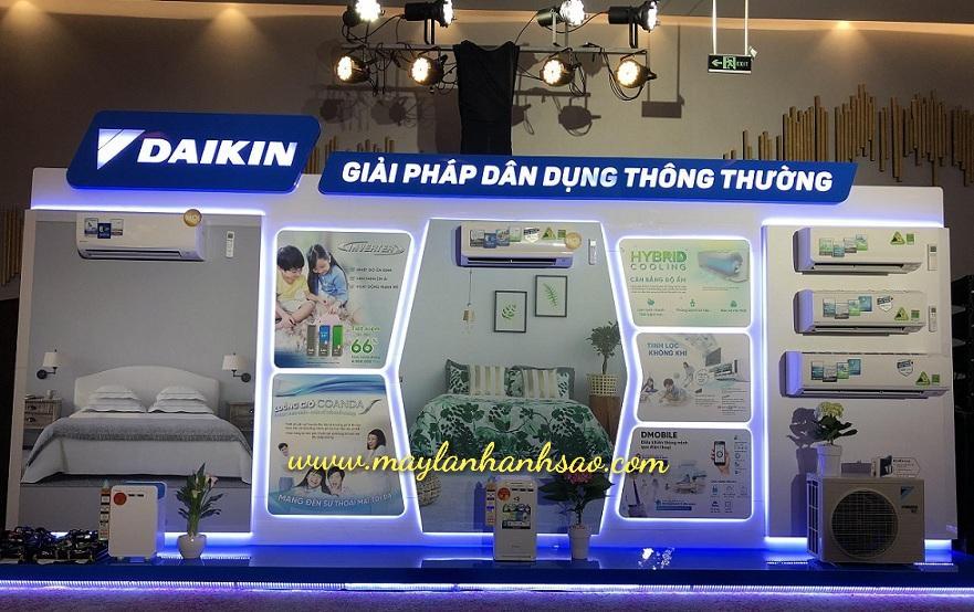 Máy lạnh treo tường Daikin Inverter FTKA - Mới 2020 - Giá rẻ nhất