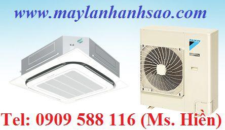 Máy lạnh âm trần Daikin FCQ50KAVEA 2.0Hp - Inverter Gas R410a – May lanh am tran